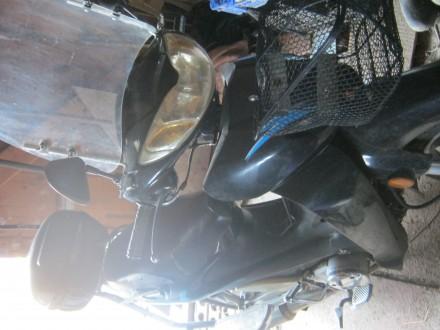 Продам скутер VIPER ACTIVE. Городня. фото 1