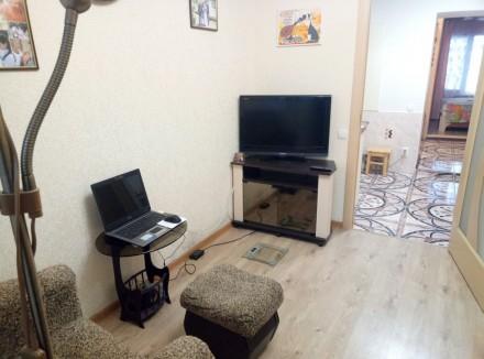 Двухкомнатная квартира в центре. Бердянск. фото 1