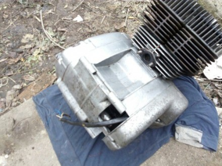 Двигатель мотоцикла ЯВА Jawa 350 634-638 новый. Константиновка. фото 1