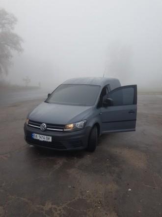 Продам Volkswagen caddy 2017 год. Кременчуг. фото 1