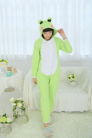 Пижама кигуруми «Лягушка». Одесса. фото 1