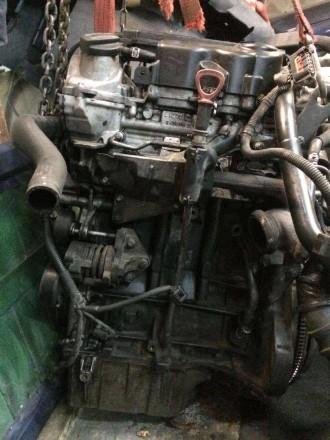 Б/у двигатель Mitsubishi Colt 1.5 DID, Smart ForFour 1.5cdi. Кропивницкий. фото 1