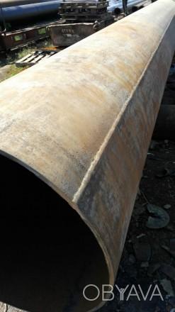 Труба б.у  ф720*12-11 прямошовная Вес метра трубы 200.92 кг   Продажа от 1-го . Днепр, Днепропетровская область. фото 1