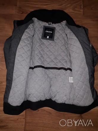 Продам крутезную теплую куртку на зиму. Состояние супер. Раз 5 может одевала. Р. Киев, Киевская область. фото 1