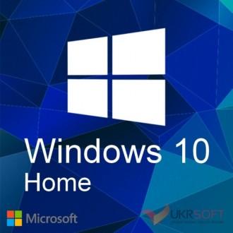 Microsoft Windows 10 Home – для дома и малых организаций. Киев. фото 1