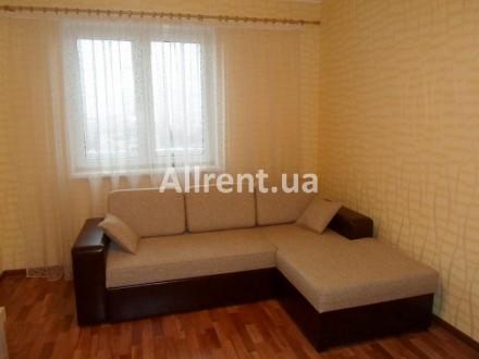 Код объекта: 11711. Сдается 1-комнатная квартира в Оболонском районе, по улице К. Киев, Киевская область. фото 3