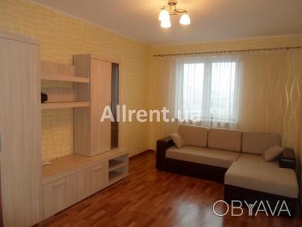 Код объекта: 11711. Сдается 1-комнатная квартира в Оболонском районе, по улице К. Киев, Киевская область. фото 1
