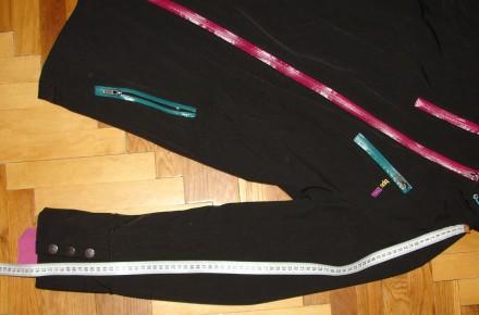 Куртка bpc 42 р. (L-XL) в отличном состоянии Замеры: Длина 76 см, ПОГ 53 см, д. Киев, Киевская область. фото 7