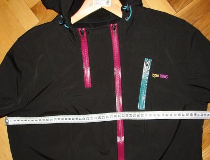 Куртка bpc 42 р. (L-XL) в отличном состоянии Замеры: Длина 76 см, ПОГ 53 см, д. Киев, Киевская область. фото 8