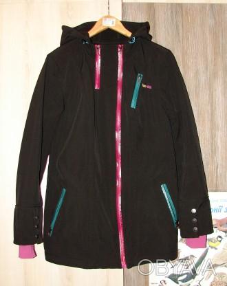 Куртка bpc 42 р. (L-XL) в отличном состоянии Замеры: Длина 76 см, ПОГ 53 см, д. Киев, Киевская область. фото 1
