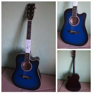 Акустические гитары + Подарки-Трембита Leotone-Trembita Еagle.  Заказав гитару. Апостоловo, Днепропетровская область. фото 9