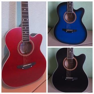 Акустические гитары + Подарки-Трембита Leotone-Trembita Еagle.  Заказав гитару. Апостоловo, Днепропетровская область. фото 8