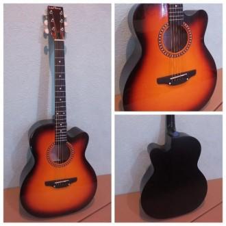 Акустические гитары + Подарки-Трембита Leotone-Trembita Еagle.  Заказав гитару. Апостоловo, Днепропетровская область. фото 3