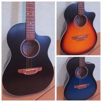 Акустические гитары + Подарки-Трембита Leotone-Trembita Еagle.  Заказав гитару. Апостоловo, Днепропетровская область. фото 4