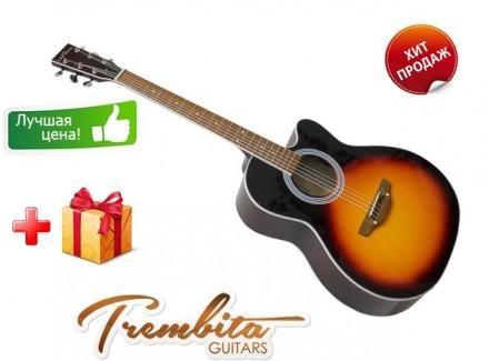 Акустические гитары + Подарки-Трембита Leotone-Trembita Еagle.  Заказав гитару. Апостоловo, Днепропетровская область. фото 2
