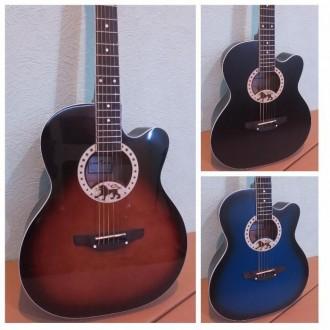 Акустические гитары + Подарки-Трембита Leotone-Trembita Еagle.  Заказав гитару. Апостоловo, Днепропетровская область. фото 5