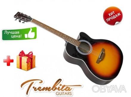Акустические гитары + Подарки-Трембита Leotone-Trembita Еagle.  Заказав гитару. Апостоловo, Днепропетровская область. фото 1