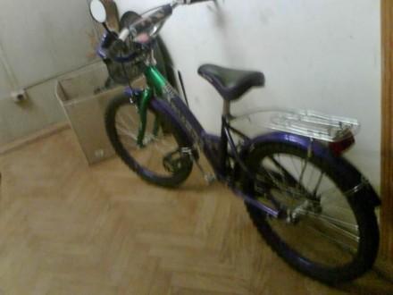 Детский велосипед RUEDA 20 дюймов, от 9 лет. Полная комплектация. Велосипед уком. Киев, Киевская область. фото 4