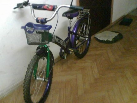 Детский велосипед RUEDA 20 дюймов, от 9 лет. Полная комплектация. Велосипед уком. Киев, Киевская область. фото 5