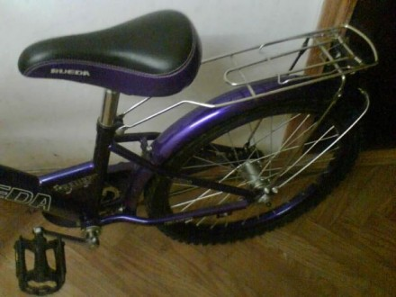 Детский велосипед RUEDA 20 дюймов, от 9 лет. Полная комплектация. Велосипед уком. Киев, Киевская область. фото 3