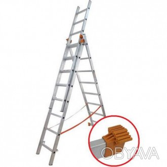 лестница Budfix  может быть использована как для строительных (ремонтных) работ . Киев, Киевская область. фото 1