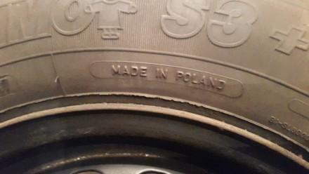 Продаю зимові колеса SAVA 195/65 R15...8мм.протектор...один сезон їздила...рік н. Львов, Львовская область. фото 10