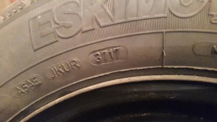 Продаю зимові колеса SAVA 195/65 R15...8мм.протектор...один сезон їздила...рік н. Львов, Львовская область. фото 11