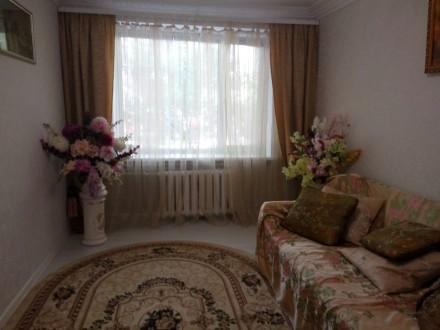 3х комнаная квартира с евроремонтом в Центре, 3й дом от Ушакова. Этаж 1\4, высок. Центр, Херсон, Херсонская область. фото 3