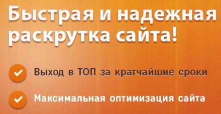 Раскрутка, seo продвижение сайта. Киев. фото 1