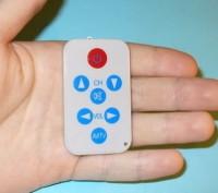 Универсальный мини пульт-брелок для любого телевизора.. Николаев. фото 1
