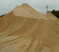 Песок. Киев. фото 1