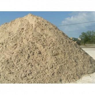 Предлагает купить речной песок высокого качества. Речной песок — это строительн. Киев, Киевская область. фото 3