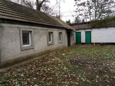 Продам 4 сотки земли и дом 50 кв.м. в центре. Николаев. фото 1