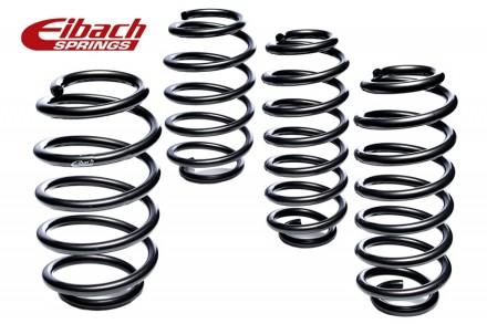 Пружины Eibach для Renault/Dacia Duster (Lift - завышение +25|+25мм. Мариуполь. фото 1