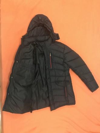Зимова чоловіча куртка. Черноморск (Ильичевск). фото 1