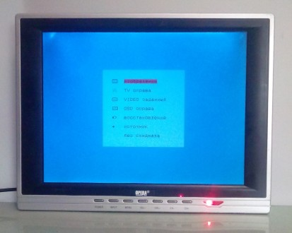 Продам LCD) телевизор OPERA 12