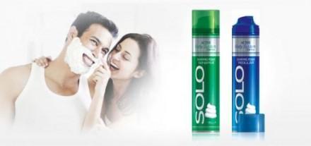 Пена для бритья SOLO(Англия)300мл!!!. Новая Каховка. фото 1