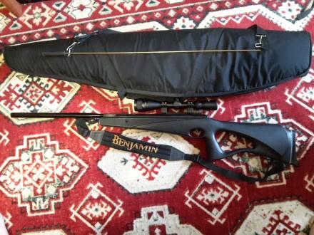 Пневматична гвинтівка з газовою пружиною Crosman Trail NP. Броды. фото 1