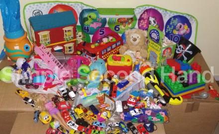 Пластиковые игрушки оптом!!!. Луцк. фото 1