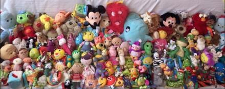 Мягкие игрушки оптом!!!. Луцк. фото 1