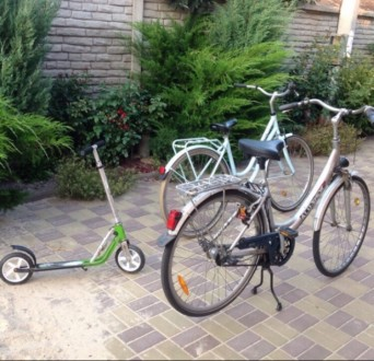 Состояние идеальное, в наличии осталось два велосипеда. Спрашивайте, отвечу на . Прилуки, Черниговская область. фото 6