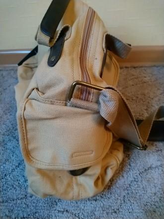 Очень стильная винтажная сумка, абсолютно новая, с биркой. Размер 40*20*12. Поку. Чернигов, Черниговская область. фото 3