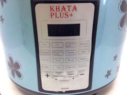 Мультиварка KHATA PLUS 5 л 20 программ (2153). Днепр. фото 1