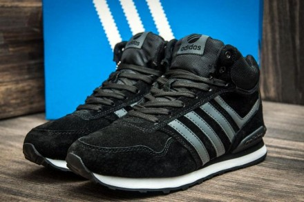 Adidas Fastr TEX ботинки зимнее (НА МЕХУ). Ивано-Франковск. фото 1