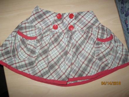 Продам симпатичную оригинальную юбочку для девочки 4-5 лет. Чернігів. фото 1
