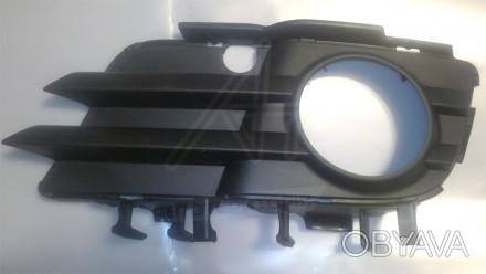 Решетка бампера GTS Opel Vectra C