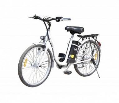 Электровелосипед FAMILY 2 2018 (White). Одесса. фото 1