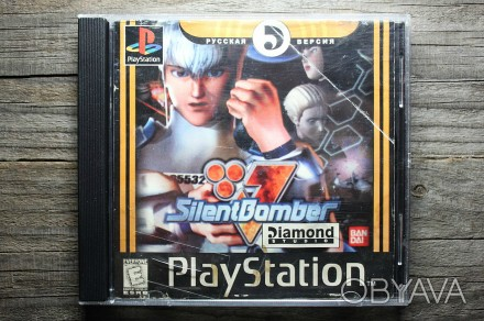 Silent Bomber | Sony PlayStation 1 (PS1)