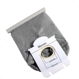 Матеріал: тканина  Тип мішка: S - BAG  Підходить для  Philips; ELECTROLUX . Львов, Львовская область. фото 5
