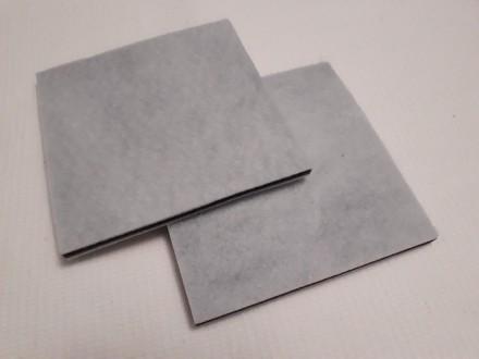 Универсальный фильтр Трёхслойный воздушный (моторный) фильтр для пылесоса  Роз. Львов, Львовская область. фото 4